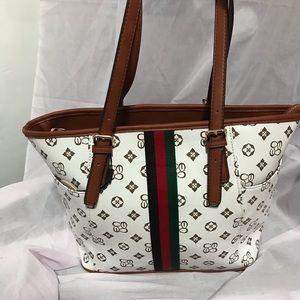 Handbags - White tote bag